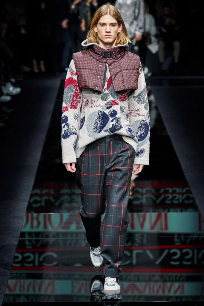 mespromenades-Emporio Armani Fall 2020 Menswear Fashion Show-credits-@emporioarmani
